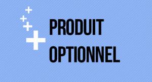 Créer un produit optionnel